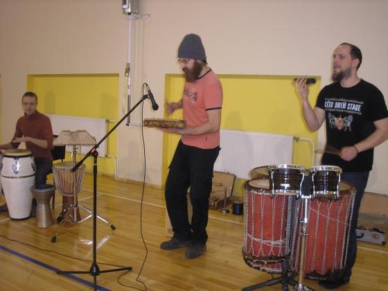 Perkusiju šovgrupa