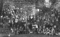 Ekskursija uz Siguldu 1925.gadā