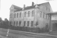 Skolas ēka Gaujas ielā 17 XX gs. sākumā